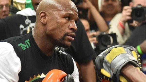 O Mayweather αποκάλυψε ποιον θεωρεί τον καλύτερο MMAer στον πλανήτη