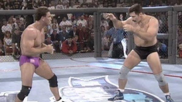 Κάπως έτσι ήταν οι αγώνες στο UFC 6 (BINTEO)