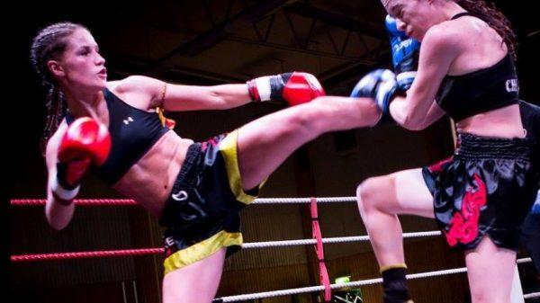 Anna Tatjana Lie: Θα σας μείνει αξέχαστο το ματς μου στο Muay Thai Grand Prix