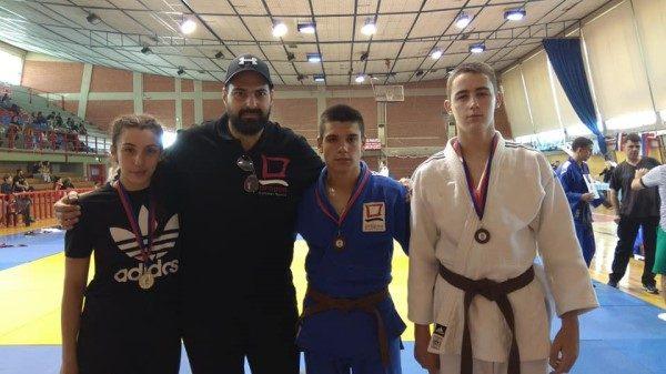 Ωρωπός Combat Sports: Ξεχώρισαν τρεις αθλητές στο τουρνουά Ηλιούπολης