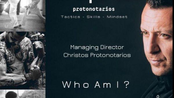 Χρήστος Πρωτονοτάριος: Η 24χρονη πορεία του σε ένα μοναδικό σεμινάριο