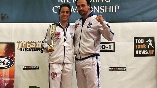 Elite Fightsports: Τριπλή επιτυχία για Σαββοπούλου