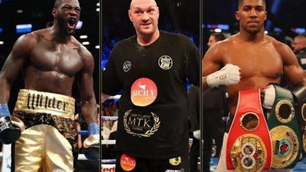 O Tyson Fury σχολιάζει Joshua, Wilder και Tyson