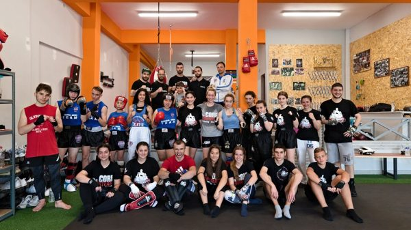 The Core Fighteam: Δυνατά σπάρινγκ του νέου χώρου της σχολής