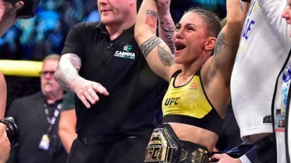 Αντίπαλος-έκπληξη για την Andrade τον Αύγουστο