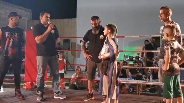 Δεν εμφανίστηκε η αντίπαλος της Άννα Μαρία The Gun στην Κύπρο!