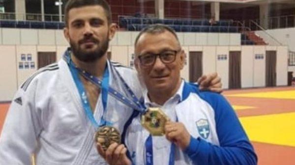 Εγγύηση ο Αζωίδης πήρε χάλκινο στο Μινσκ