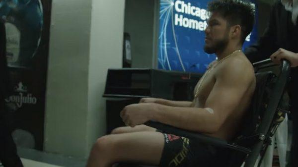 Το παρασκηνιακό βίντεο του UFC 238