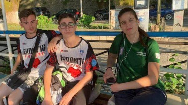 Gerontis Fighters: Με τρεις αθλητές στο Πανελλήνιο πρωτάθλημα πρόκρισης Ταεκβοντο