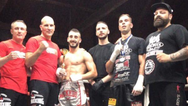 Πέμπτη σερί νίκη για Γιακουμή στο Urban Fighters