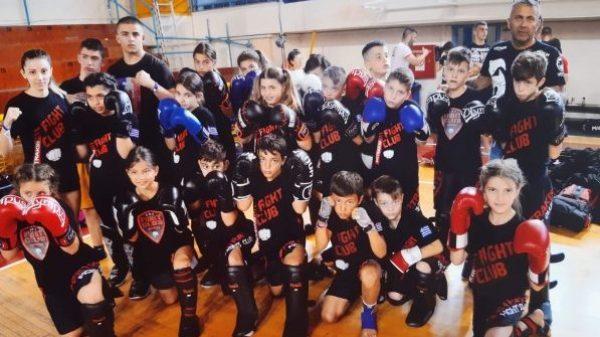 Fight Club Ιεράπετρας: Καλές εμφανίσεις στο War Without Mercy