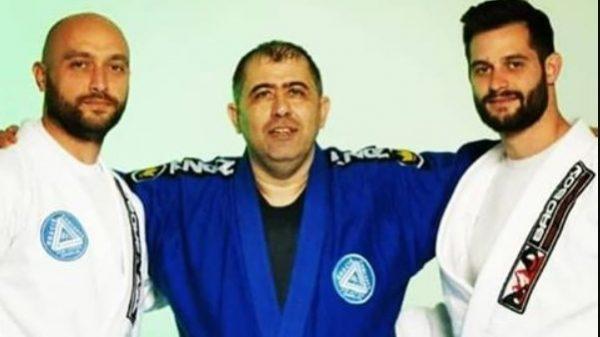 Στην Gracie Jiu Jitsu Network Greece ο Γιώργος Καψιμάλλης
