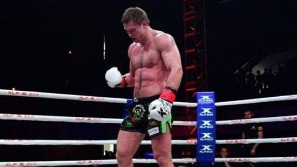 Πήρε τίτλο στην Γαλλία ο Kyshenko
