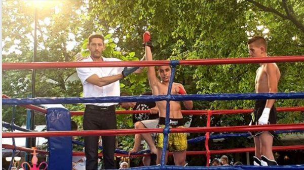 Νικητής ο Ασλανίδης στην Ασπροβάλτα με σερί 16-0