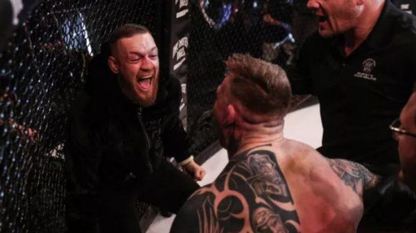 Περιμένουν…ντου του McGregor στο ματς Lobov vs  Malignaggi
