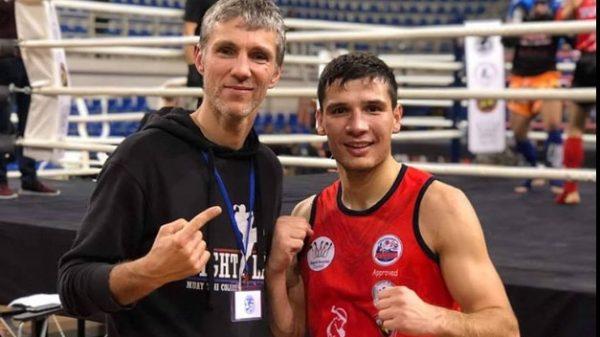Μπαμης και Κασαρχος είναι οι νέοι μαχητές της Εθνικής ομάδας Muay Thai