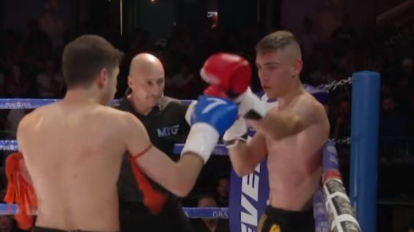 Η εντυπωσιακή νίκη του Σαρκίρη στο Muay Thai Grand Prix
