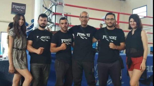 Η Force1 χορηγός στο Πανελλήνιο κύπελλο Muay thai