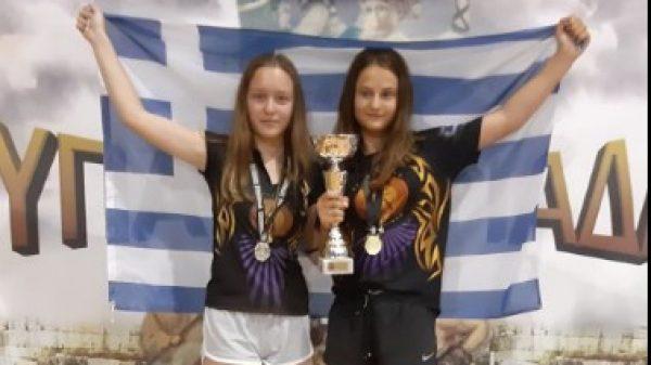 Απολλώνειο Boxing Club: Διακρίσεις για Ζενουνλλάρυ και Καλλιάκου
