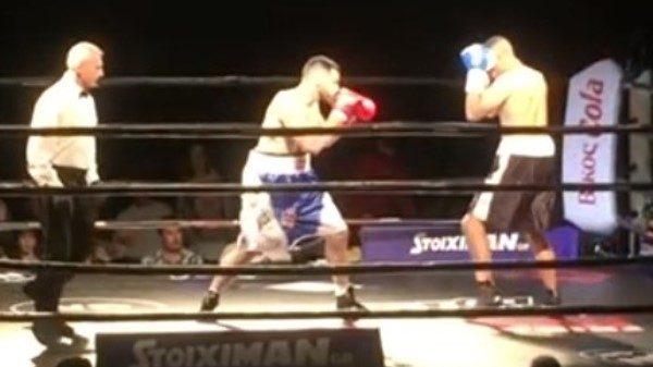 Δείτε την νίκη του Βεργέτη επί του Δρούτσα στο Friday Boxing Night(ΒΙΝΤΕΟ)