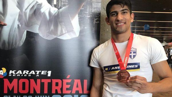 Μετάλλιο για Ξένο στο Μόντρεαλ με τέσσερις νίκες