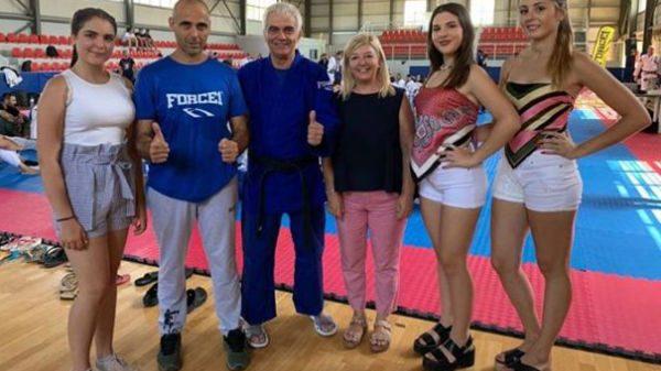 Η FORCE1 υποστηρικτής της σχολής προπονητών της Ε.Φ.Ε.Ο. Ζίου Ζίτσου