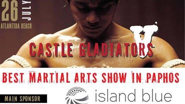 Το CASTLE Gladiators 5 επιστρέφει