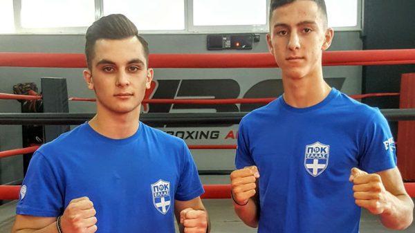 BG Kickboxing Academy: Λαζαρίδης – Ελευθερίου στο Πανευρωπαϊκό