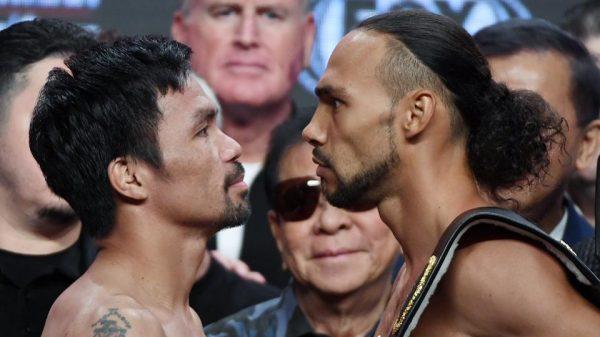 Pacquiao vs. Thurman: Το ντέρμπι στον Φιλιππινέζο