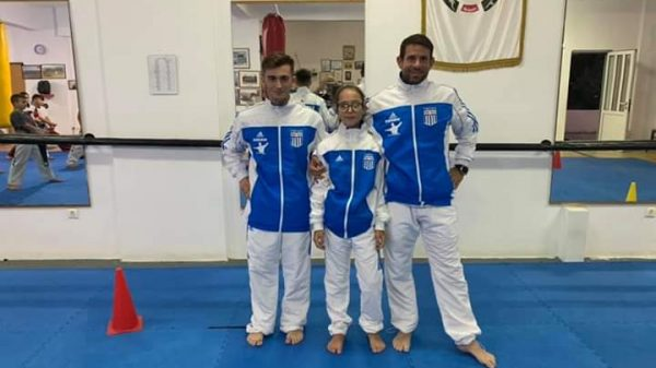 Gerontis Fighters: Δύο αθλητές στο παγκόσμιο kickboxing