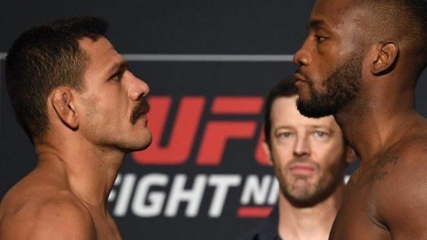 Όλα τα faceoffs του αποψινού UFC