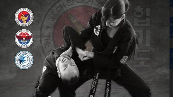 Καινούριο τμήμα Hapkido στον Α.Σ. Coriolanos από το Σεπτέμβριo