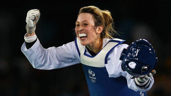 Η παγκόσμια πρωταθλήτρια Jade Jones στην Ελλάδα