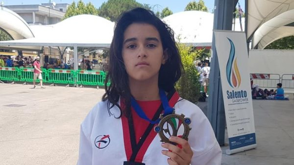 Δύο ασημένια και ένα χάλκινο μετάλλιο για το Koukouletsos Team στο πέμπτο Internazionale Taekwondo Greccia Salentina