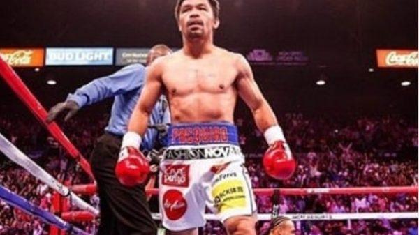 Manny Pacquiao: Ο Θεός επιτρέπει την θανατική ποινή!