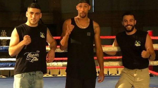 Ο Σφακιανός εκπροσωπεί το X Fight Nation στην Τουρκία