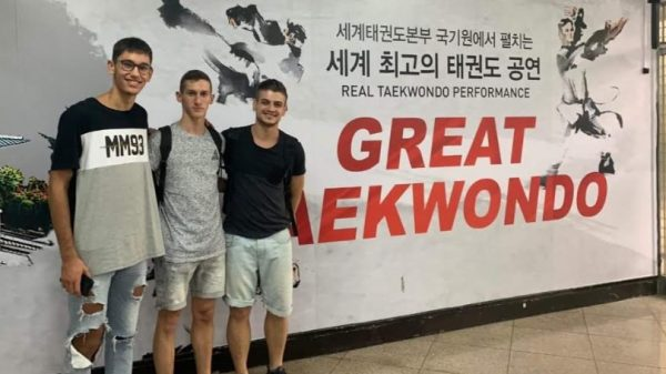 Α.Σ Αστραπή: Η ομάδα Ταεκβοντο στην καρδιά του αθλήματος