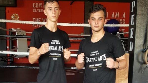 BG Kickboxing Academy: Φουλάρουν Ελευθερίου – Λαζαρίδης