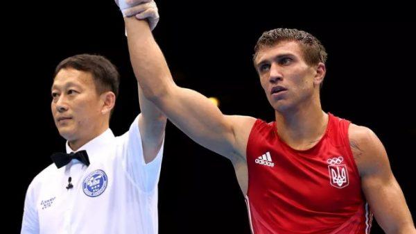 Ο Lomachenko κατακτά το χρυσό μετάλλιο με περίπατο πριν από επτά χρόνια