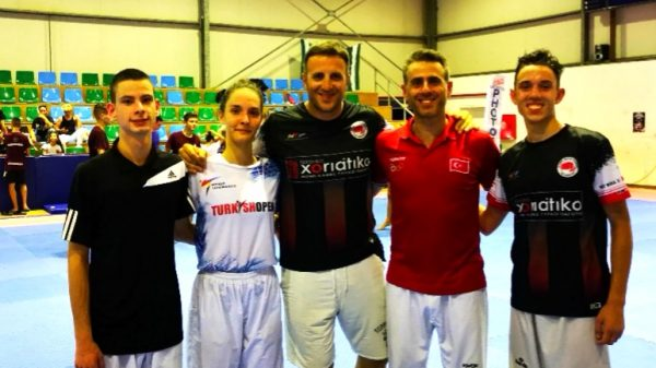 Fight Club Patras: Συμμετοχή σε διεθνές camp