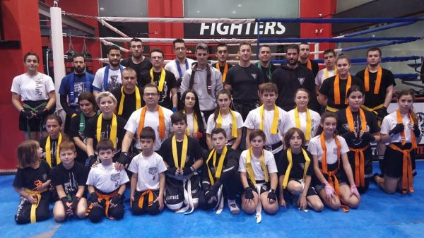 Fighters Volou: Επέκταση σε Αλμυρό και Βελεστίνο