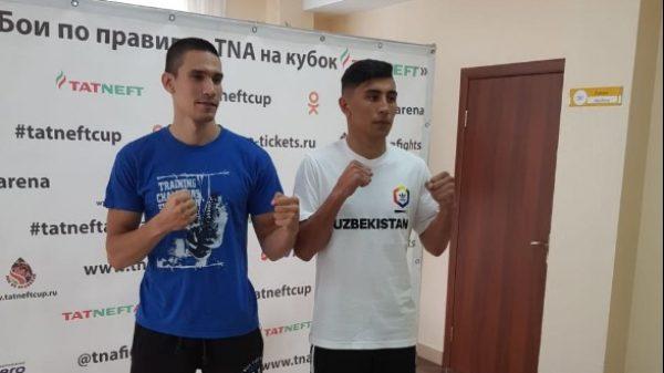 Έτοιμος ο Γκιώνης για την μάχη με τον Mamazulunov στο Tatneft