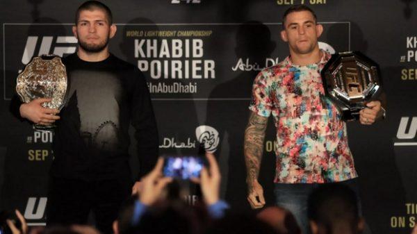 UFC 242: «Εσκασε» το εντυπωσιακό poster για το Khabib vs. Poirier