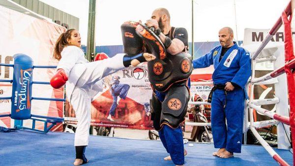 Με επιτυχία το Combat Jujitsu