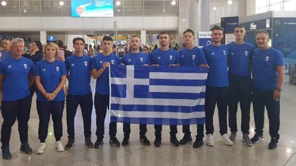 Ο Κωνσταντίνος Αντωνακόπουλος προπονητής της Εθνικής Ελλάδος στο Ταεκβοντο