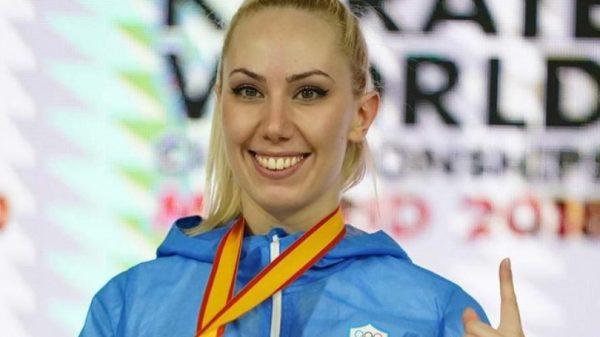 Νέα επιτυχία με χάλκινο μετάλλιο για Χατζηλιάδου